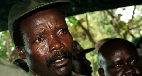 Joseph Kony à Ri-Kwamba, Soudan du Sud, 2006 / REUTERS