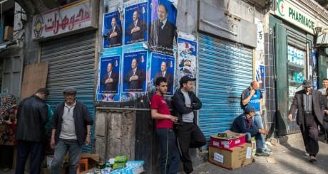 Bab el-Oued, un quartier populaire d'Alger / REUTERS