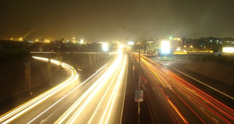 Route Tetteh Quashie, Accra, by George Appiah via Flickr CC