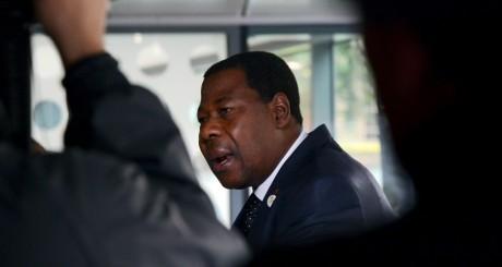 Le président ivoirien, Thomas Boni Yayi / AFP
