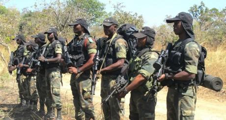 Des soldats camerounais / AFP