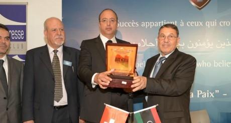 Mohamed Ben Jelloun, Genève / DR