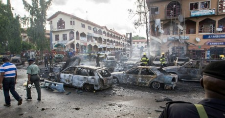 Abuja, Nigeria, 25 juin / REUTERS