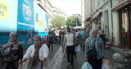 Une rue de Marseille / © Algérie Focus