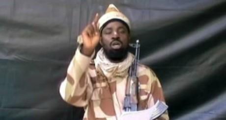 Capture d'écran d'une vidéo d'Abubakar Shekau / AFP