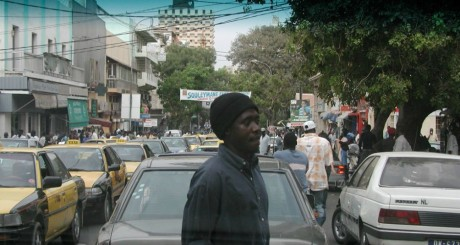 dakar street by Jeff Attaway via Flickr CC