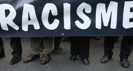 Lors d'une marche pour l'égalité et contre le racisme, à Paris le 30 novembre 2013. REUTERS/Gonzalo Fuentes