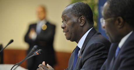 Le président ivoirien Alassane Ouattara. Crédit photo: CSIS via Flickr.