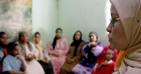 Une campagne anti-mutilations génitales en Egypte. REUTERS/Tara Todras-Whitehill