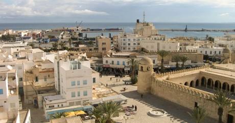 Une vue de Sousse. Mark W via Flickr