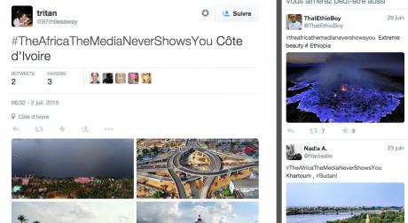 Capture d'écran sur Twitter.
