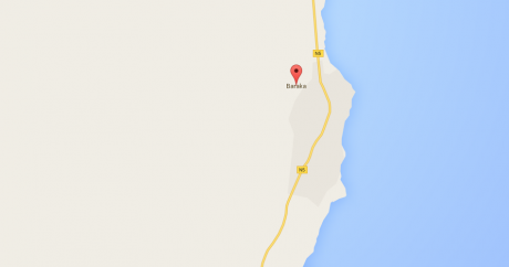 Capture écran de Google Maps.