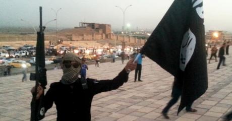 Combattant de l'Etat islamiste, juin 2014 | Reuters/ Stringer Irak