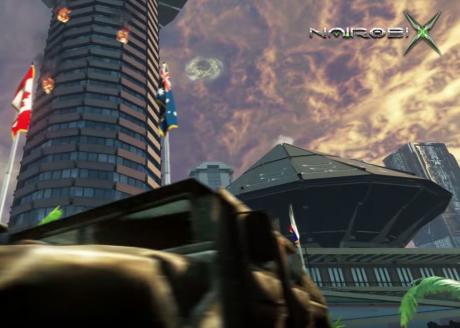 Capture d'écran du jeu Nairobi X