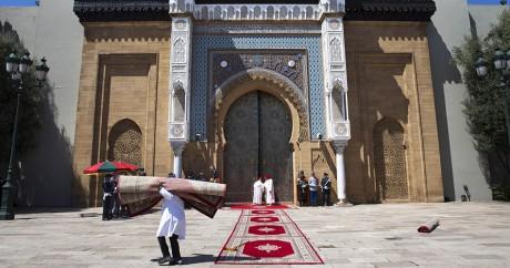 Le palais royal de Mohammed VI à Casablanca. REUTERS/Jacquelyn Martin/Pool