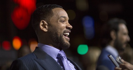 L'acteur américain Will Smith, le 27 février 2015. Photo REUTERS/Mario Anzuoni
