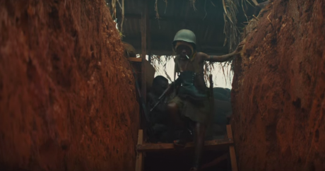 Capture d'écran du trailer de «Beasts of No Nation».