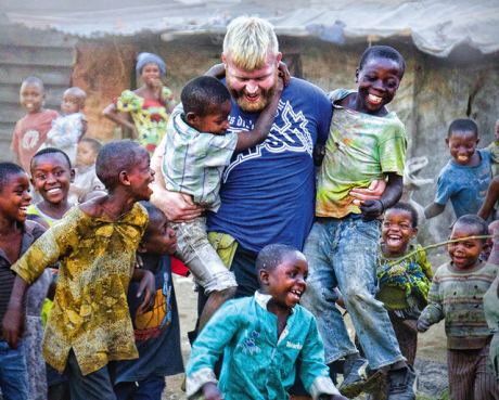 Couverture du livre Fight for the Forgotten de Justin Wren.