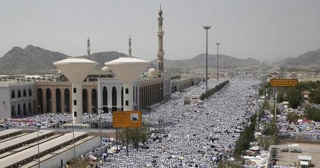 Des pèlerins à la Mecque, le 23 septembre 2015. Crédit photo: REUTERS/Ahmad Masood