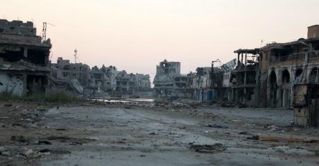 Benghazi, le 7 juillet 2015 I REUTERS/Stringer
