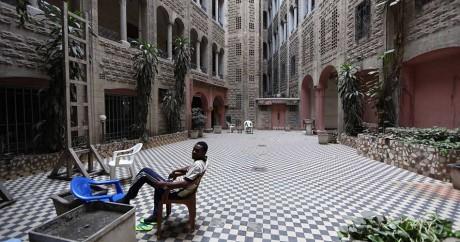 Le Matadi Hotel Metropole à Kinshasa, le 5 septembre 2015. Crédit photo: Photo MONUSCO / Abel Kavanagh via Flickr. CC