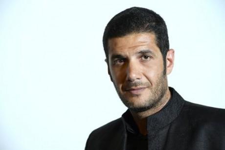Le réalisateur franco-marocain Nabil Ayouch pose à Paris le 20 janvier 2014 AFP/Archives Bertrand Guay