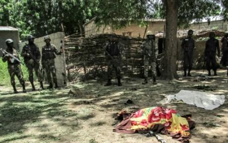 Des forces spéciales camerounaises dans le nord du Cameroun, le 13 septembre 2015. Crédit photo: AFP/Archives