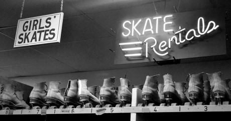 Jan. 8, 2015: Skate rentals. Crédit photo: PROEmily Mills Suivre via Flickr, licensed by CC