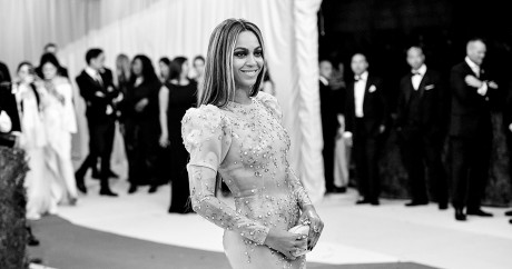 Beyoncé à New York, le 2 mai 2016. Mike Coppola / GETTY IMAGES NORTH AMERICA / AFP