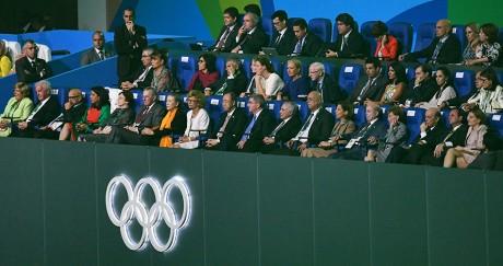 Le CIO a la dure tâche de sélectionner les disciplines olympiques, selon des critères stricts. GABRIEL BOUYS / AFP