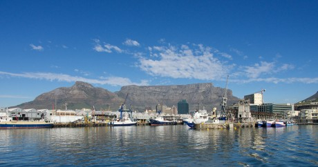 Table Mountain - Cape Town. Crédit photo: Brian Holsclaw via Flickr. CC BY-ND
