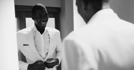 Cheick Diallo dans une nouvelle vie. Crédit photo: staff Cheick Diallo