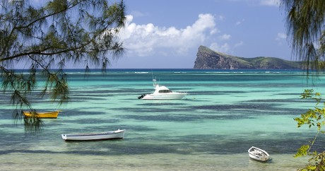 Une plage de l'île Maurice. Crédit photo: Sofitel So Mauritius via Flickr. CC BY-NC-ND