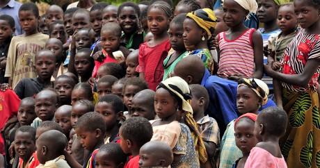 Au Niger, le taux de natalité est l'un des plus forts au monde. ISSOUF SANOGO / AFP