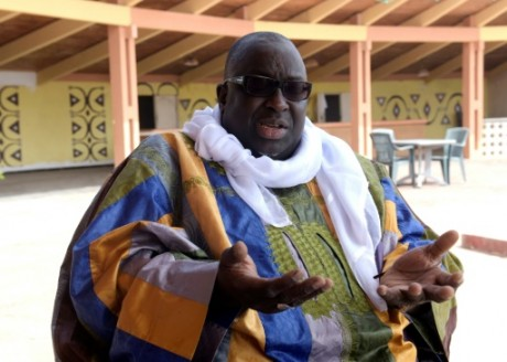 Papa Massata Diack, le 6 mars 2017 à Dakar AFP/Archives SEYLLOU