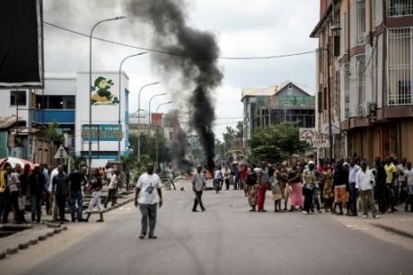 Marches anti-Kabila en RDC: au moins 5 morts et 33 blessés
