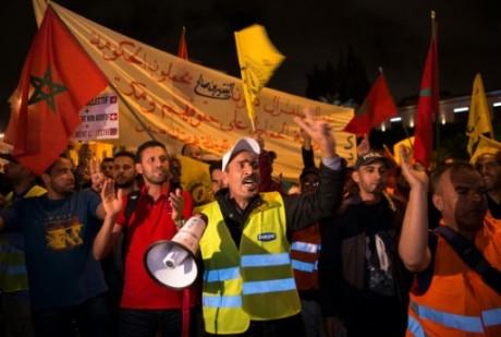 """Résultat de recherche d'images pour """"Mobilisation contre la cherté de la vie au Maroc"""""""