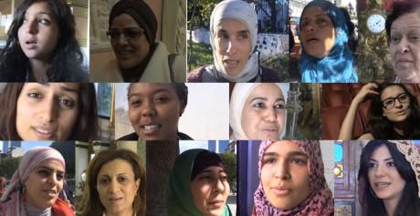 Portraits de femmes tunisiennes. © D.R.