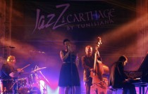 Jazz à Carthage by Tunisiana : Les sons flamboyants Sound Painting Project et China Moses