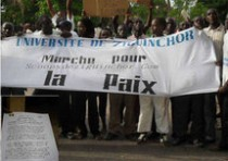 ENSEIGNEMENT SUPERIEUR :  L'Université de Ziguinchor sensibilise sur son contrat de performance