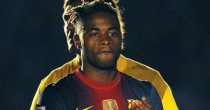 Alex Song veut s'imposer au Barça