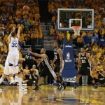 NBA / demi-finale play-offs Game 4 : les Warriors reviennent à 2 partout face aux Spurs