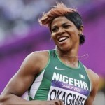 Blessing Okagbare : La biographie
