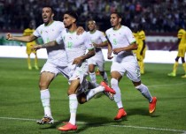 CAN 2015/Qualifications: l'Algérie bat difficilement le Mali (1-0)