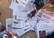 Les journaux africains enterrent Wade