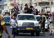 La rébellion a pris le contrôle du QG de Kadhafi