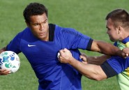 Le «dark destroyer» des Bleus contre les All Blacks