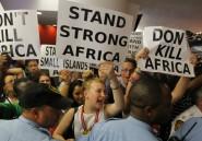 Durban si loin des préoccupations de l'Afrique