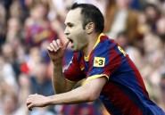 Pourquoi Iniesta méritait aussi le ballon d'or
