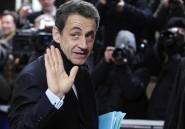 Sarkozy tente d'imiter Mohamed Ali